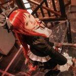 日系二次元cosplay福利网站性感私房照
