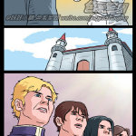 色系军团邪恶漫画:斯巴达的故事