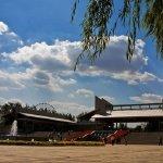 济南植物园好玩吗:游乐设备多,有摩天轮